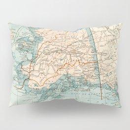 Vintage Alaska Pillow Sham