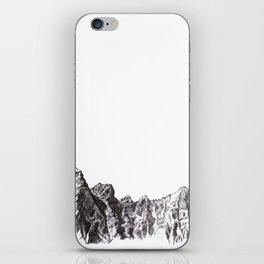 Alberta, CA iPhone Skin