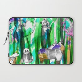 Jungle Green Laptop Sleeve