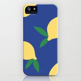 Lemons - Collage iPhone Case