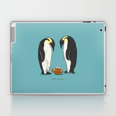 Prepare for the unexpected Laptop & iPad Skin