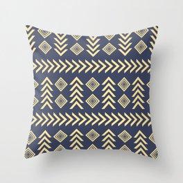 Ethnic pattern Throw Pillow