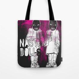 Nasty Dolls Tote Bag