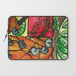 Cashew Apple Painting Laptop Sleeve
