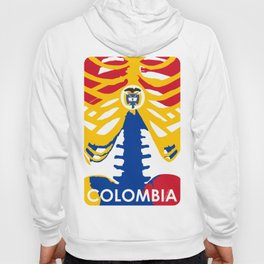 COLOMBIA X-RAYS Hoody