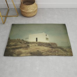 Once Upon a Time a Lonely House Rug