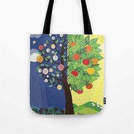 """""""Seasons"""" Spring-Summer Tote Bag"""