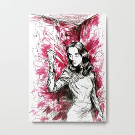 Possession Metal Print