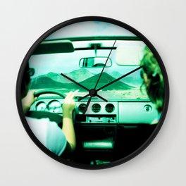 Roadtrip NO4 Wall Clock