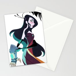 Asami Stationery Cards