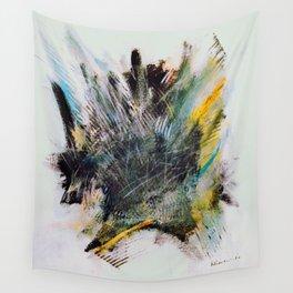 Woarrr - Paint splash Wall Tapestry