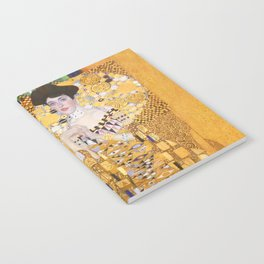 Gustav Klimt - The Woman in Gold Notebook