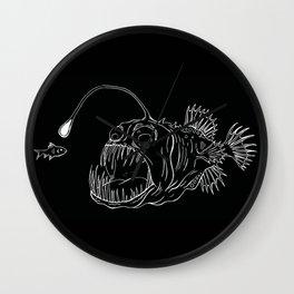 The Angler Wall Clock