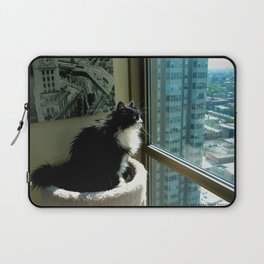 Surveying Her Realm (Gracie Queen of Chicago Collection) Laptop Sleeve