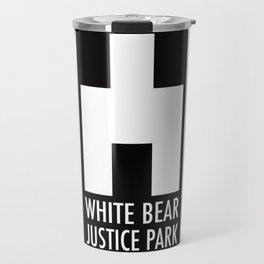 White Bear Justice Park Travel Mug