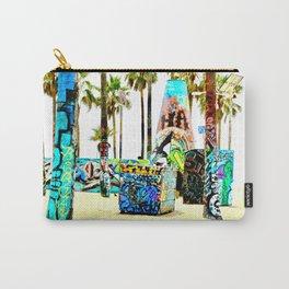Venice Beach Dream Carry-All Pouch