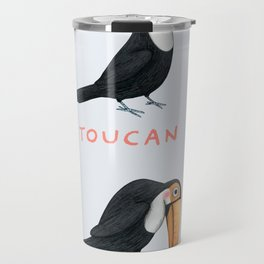Toucan Toucan't Travel Mug