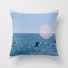 enternitá Throw Pillow