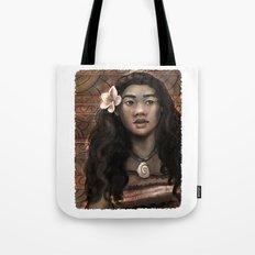 MOANA: Wahine nani Tote Bag