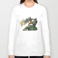 guardians of the galaxy Long Sleeve T-shirts featuring Guardians by theMAINsketch