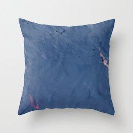 Like Water Throw Pillow