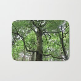 The Conductor Tree Bath Mat