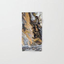 Gold Vein Marble Hand & Bath Towel