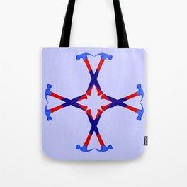 Hammers Design version 2 Tote Bag