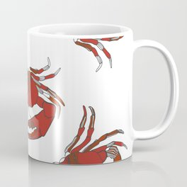 Sea-life Collection - Crustaceans Coffee Mug