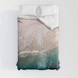 Ocean Walk V Comforters