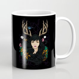 Fawn Girl Coffee Mug