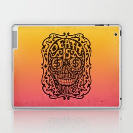 Death is a Lonely Business Laptop & iPad Skin