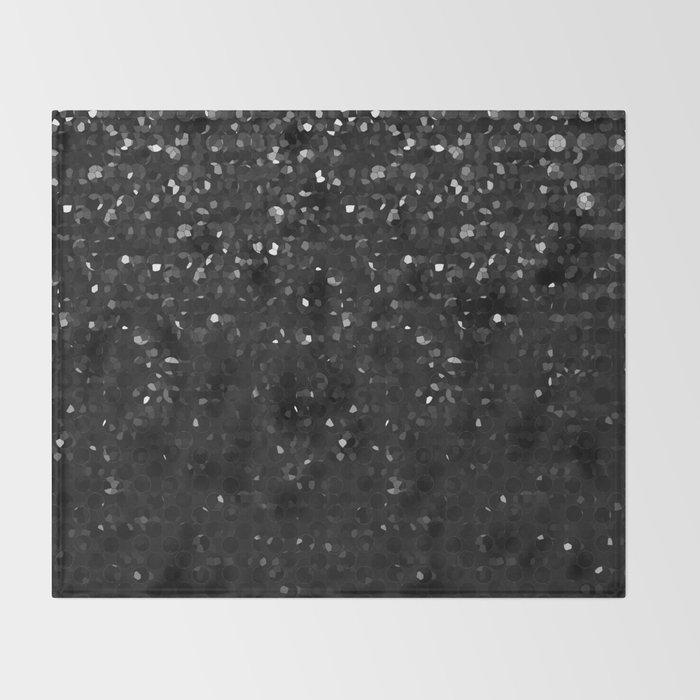Crystal Bling Strass G283 Throw Blanket