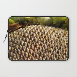 Sunflower Seeds Laptop Sleeve
