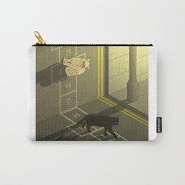 Cat Hopscotch  Carry-All Pouch