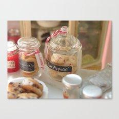 Fresh Cookies Canvas Print