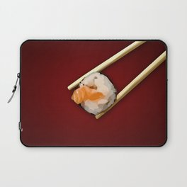 Sushi in red Laptop Sleeve