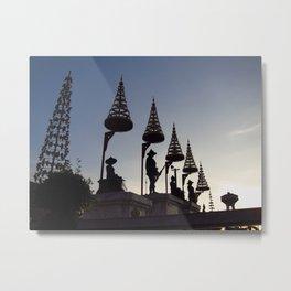 Ayutthaya Royals Metal Print