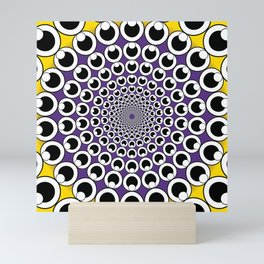 Eye Shutter Mini Art Print