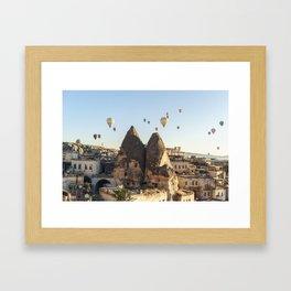 Do You Believe in Magic? Framed Art Print