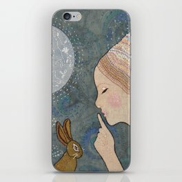 Secret of The March Moon iPhone Skin