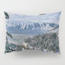 Winter View Pillow Sham