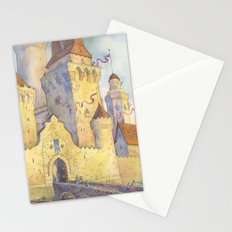 Castle Stationery Cards