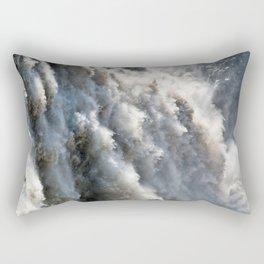 Crushing Down Rectangular Pillow