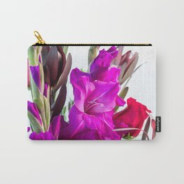 Tropical Gladiolus Carry-All Pouch