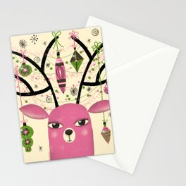 ANTLER ADORNMENTS Stationery Cards