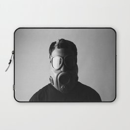 Czech M10M Gasmask Laptop Sleeve
