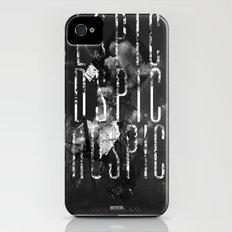 Respice, Adspice, Prospice iPhone (4, 4s) Slim Case