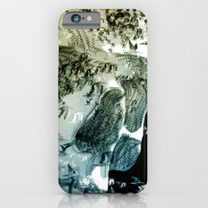 skull birds 02 Slim Case iPhone 6