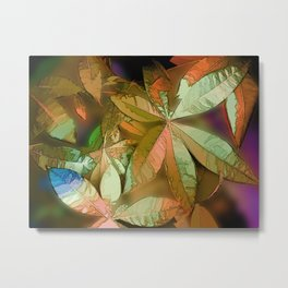 Money Tree Metal Print